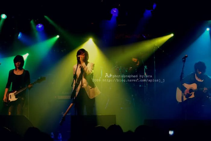 090207 FNC Trainee Showcase at Rolling Hall, Seoul 2