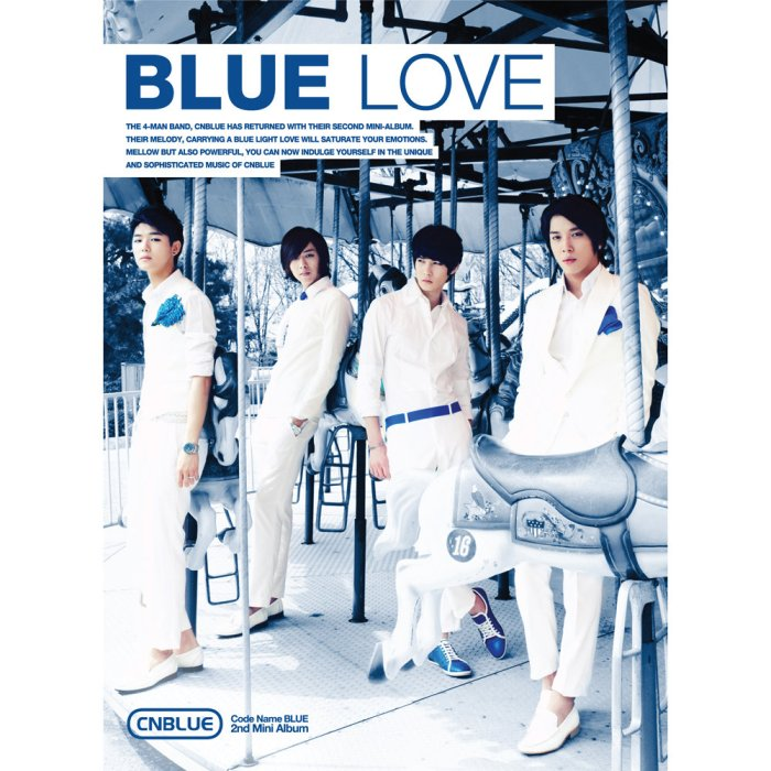 Blue Love Cover