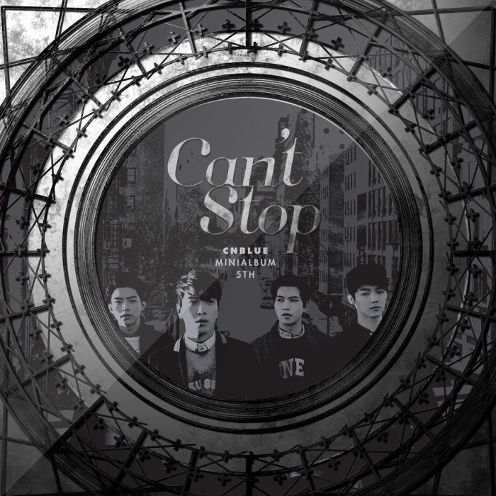 Can't Stop Ver II cover