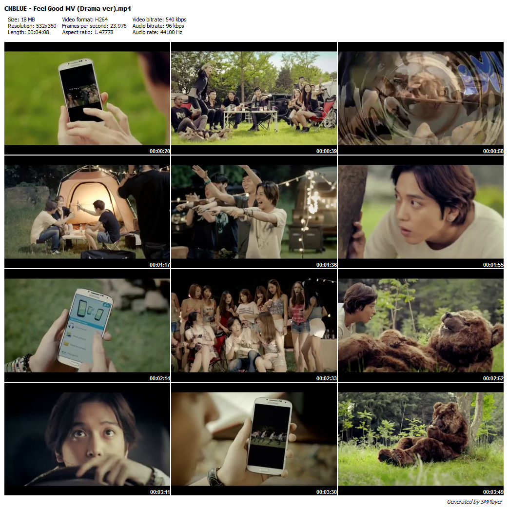 CNBLUE - Feel Good MV (Drama ver)_preview