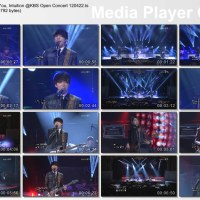 [Vid] 120422 CNBLUE - Hey You, Intuition @ KBS Open Concert