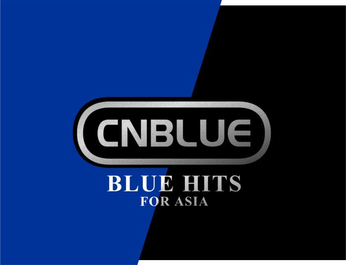 Blue Hit for Asia cover