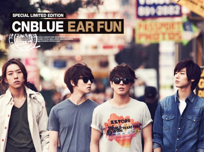Ear Fun LE cover