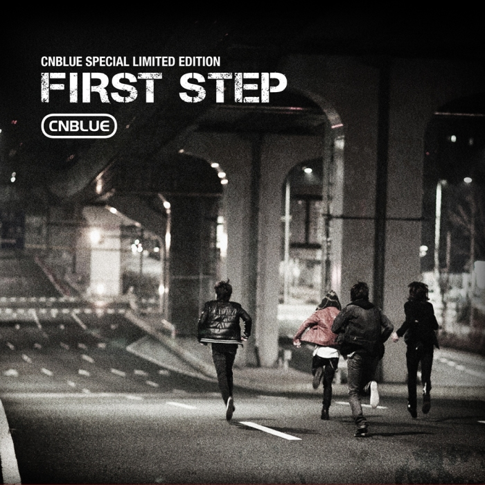 First Step LE cover