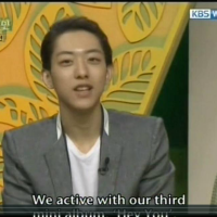 [Vid] 120425 Lee Jungshin Cut @ KBS Vitamin [Eng Subs]