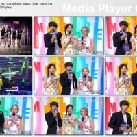 [Vid] 120407 CNBLUE - Hey You, Jung Yonghwa MC Cut @MBC Music Core
