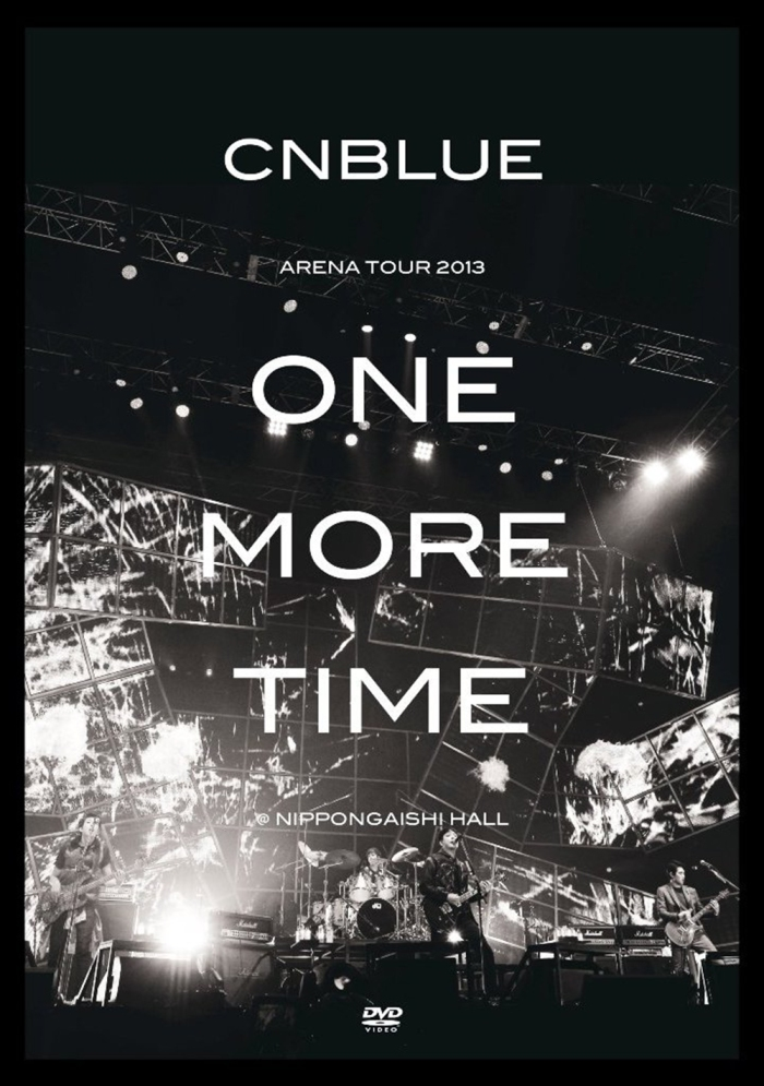 One More Time Arena Tour 2014 Dvd cover