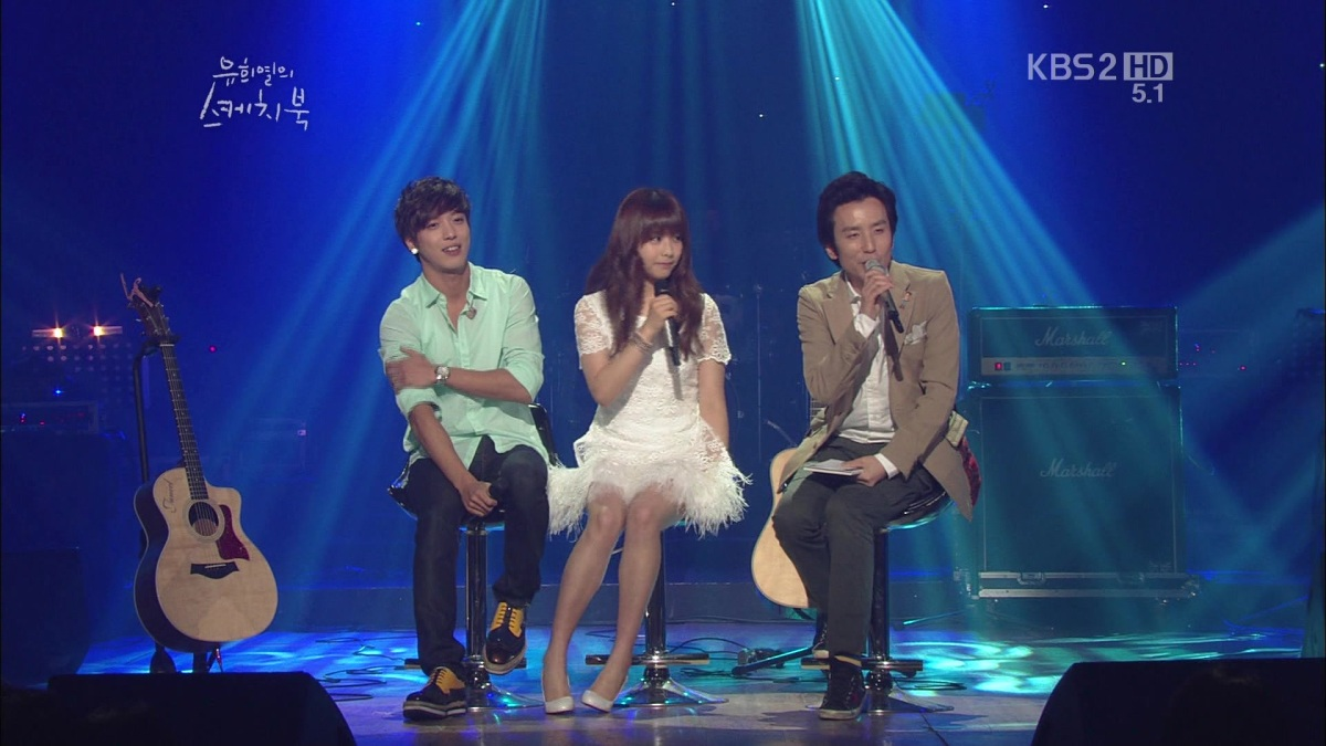 [News | Vid] 120623 Jung Yonghwa & Juniel Spill Predebut Facts Plus 'Fool' & Interview Cut @ YHY Sketchbook