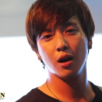 [Pic] 120818 Gorgeous CNBLUE @ Samsung Galaxy Note Launch Event