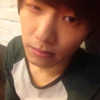 [Pic] 120906 'Lovely' Kang Minhyuk Shares Sleepy Selcas @ Kakao Talk