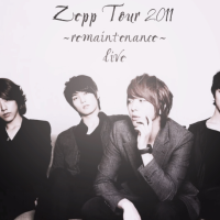 [Album] CNBLUE Zepp Tour 2011 ~Re-Maintanence~ Live 320kbps