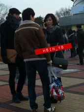 YH's Mom & Brother
