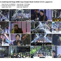 [Vid] 121231 CNBLUE Special Stage Featuring FTISLAND & Juniel @ MBC Gayo Daejun Festival