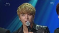 CNBLUE - I'm Sorry, Talk, WYA, Love @YHY Sketchbook 130125 gogox2 123