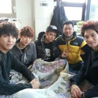 [Pic | Vid] 130104 Jung Yonghwa & Lee Jonghyun Preview @ SBS Running Man Ep.127