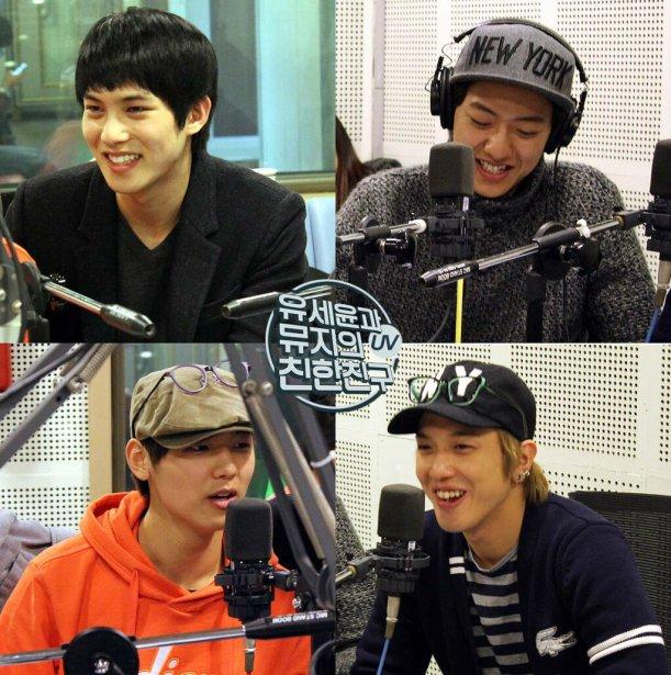 130220 MBC FM4U CNBLUE