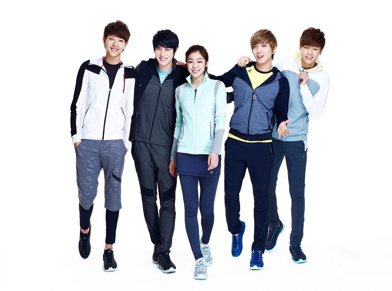 CNB w Kim Yuna for Prospecs W