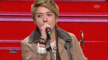 CNBLUE - Coffee Shop, I'm Sorry @SBS Inkigayo gogox2 09