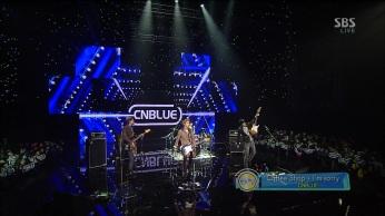 CNBLUE - Coffee Shop, I'm Sorry @SBS Inkigayo gogox2 53