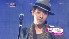 CNBLUE - I'm Sorry @KBS Music Bank gogox2 013