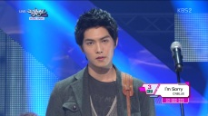CNBLUE - I'm Sorry @KBS Music Bank gogox2 014