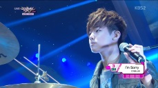CNBLUE - I'm Sorry @KBS Music Bank gogox2 015