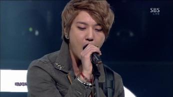 CNBLUE - I'm Sorry @SBS Inkigayo 130210 gogox2 035