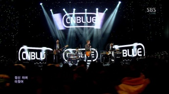 CNBLUE - I'm Sorry @SBS Inkigayo 130210 gogox2 106