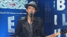 CNBLUE - Man Like Me, I'm Sorry Goodbye Stage @KBS Music Bank 130222(1) 09