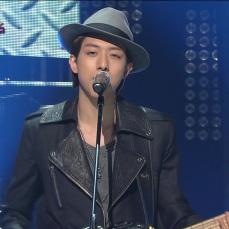 CNBLUE - Man Like Me, I'm Sorry Goodbye Stage @KBS Music Bank 130222(1) 09