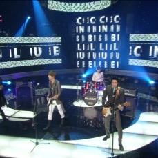 CNBLUE - Man Like Me, I'm Sorry Goodbye Stage @KBS Music Bank 130222(1) 10