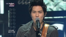 CNBLUE - Man Like Me, I'm Sorry Goodbye Stage @KBS Music Bank 130222(1) 12