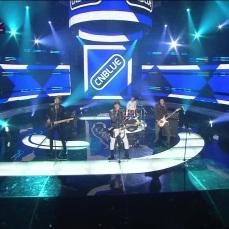 CNBLUE - Man Like Me, I'm Sorry Goodbye Stage @KBS Music Bank 130222(1) 27