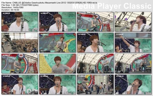 CNBLUE @Odaiba Gasshuukoku Mezamashi Live 2012 130203(120828).HD.1080i-rei