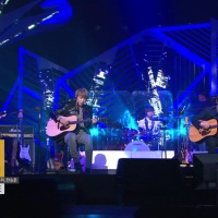 [Vid] 130225 CNBLUE - One Time, Yes(Kimio), Talk, I'm Sorry, Coffee Shop @ MBC Beautiful Concert