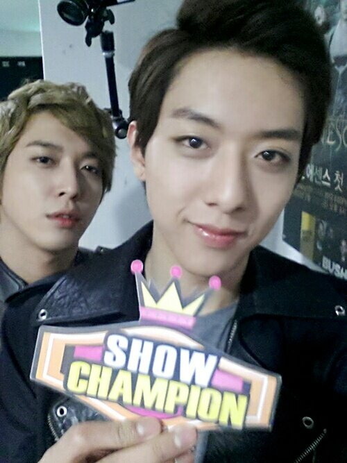 YH & JS Show Champ 130220