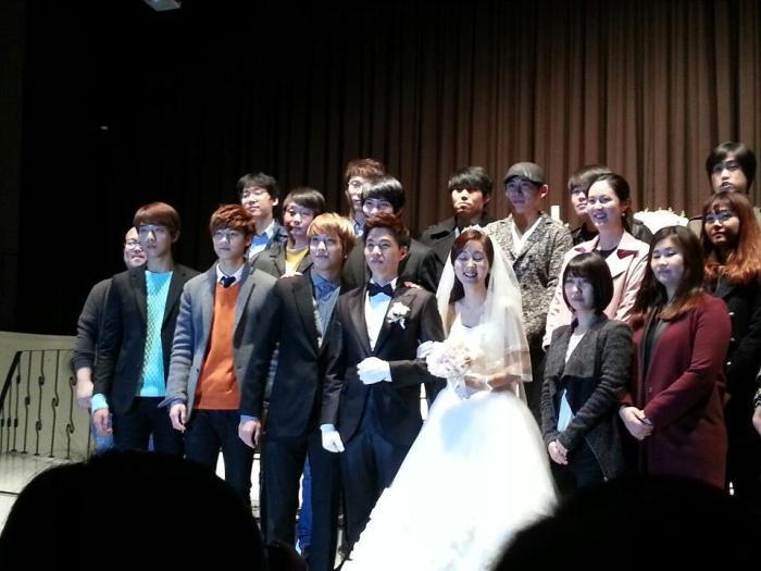 CNBLUE @ Jeon Geunhwa's Wedding 130310