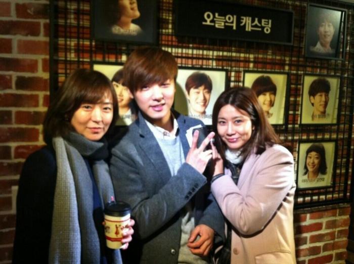 Kang Minhyuk 130310 twitter