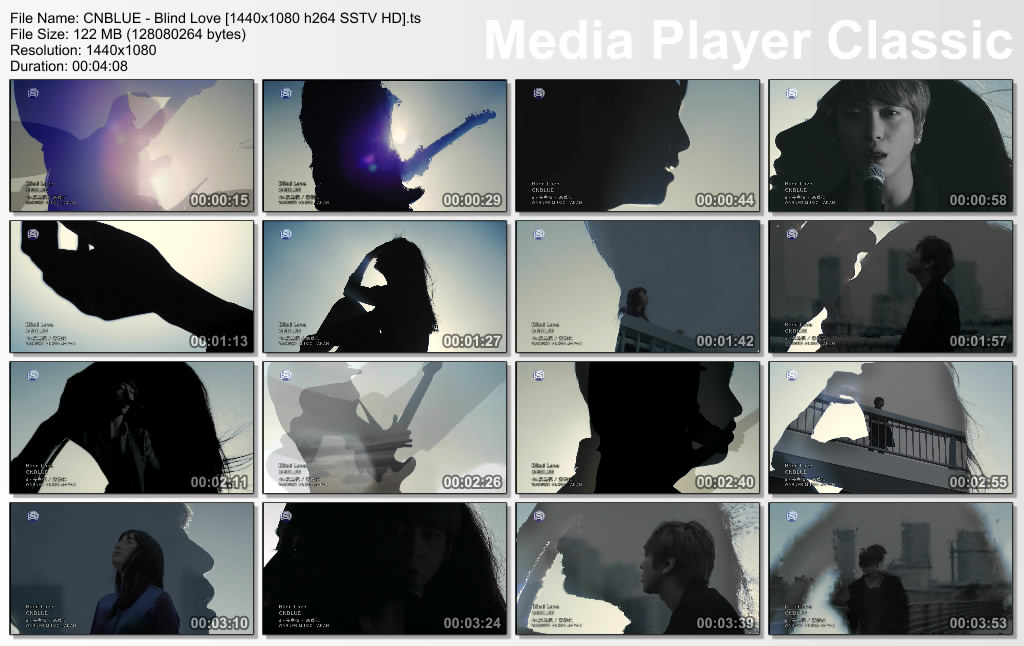 CNBLUE - Blind Love [1440x1080 h264 SSTV HD]