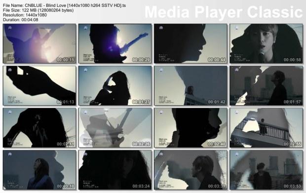 CNBLUE - Blind Love [1440x1080 h264 SSTV HD]