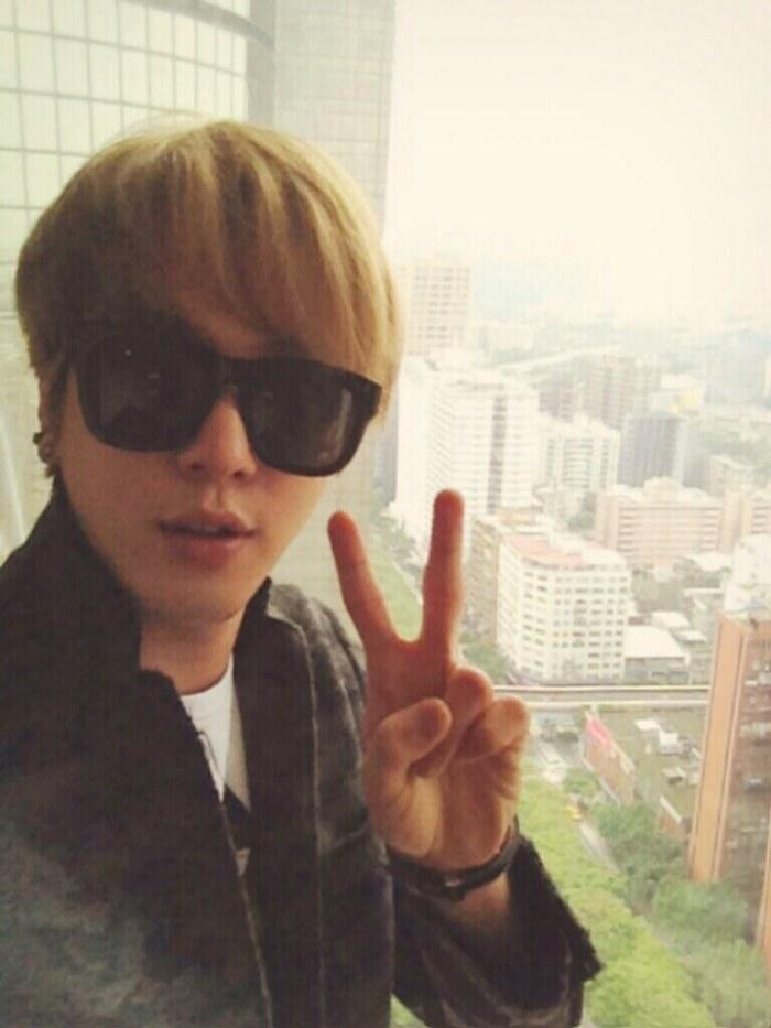 weibo yonghwa 130408