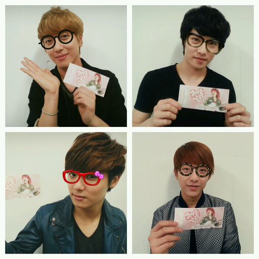 CNBLUE 130413 Twitter - After