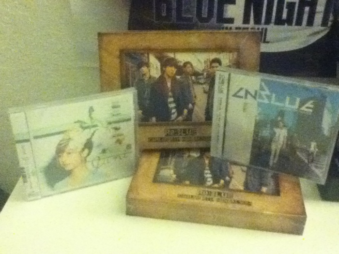 ColorMECNBLUE 1st Ever Giveaway Prizes