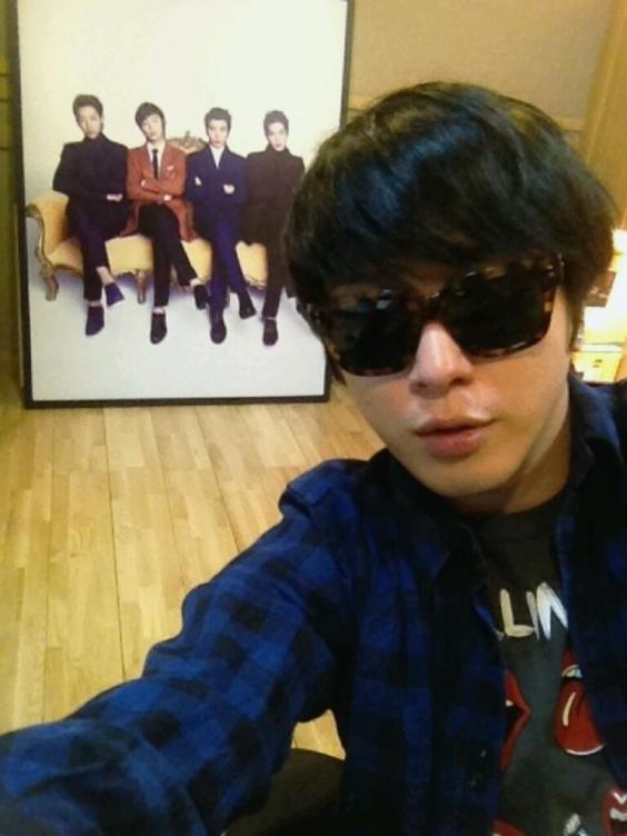 Yonghwa Tweet 130513