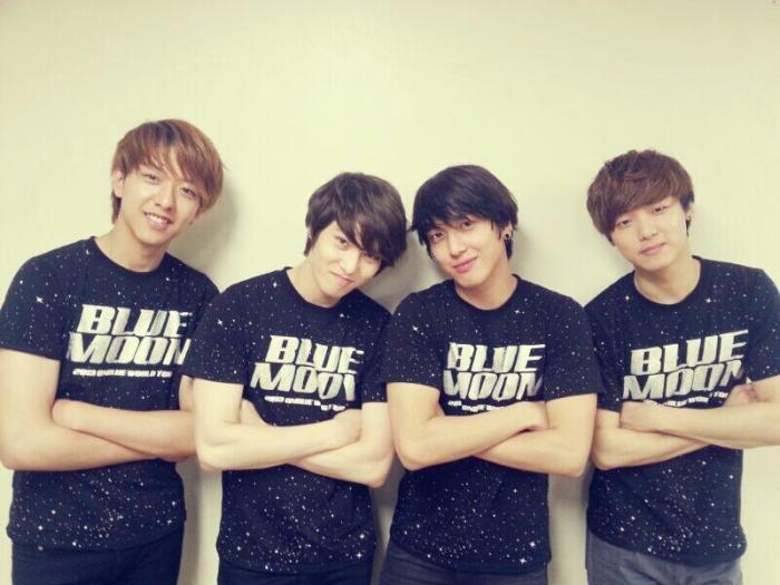 130525 CN Fanclub Tweet post BM in Seoul