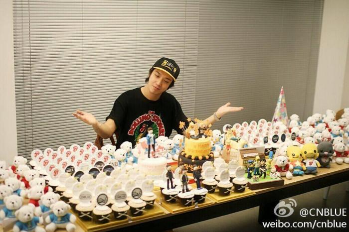 130622 YH Weibo Post with OUR GIFTS!