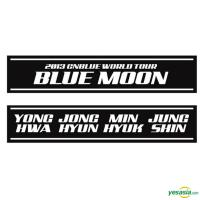 [Info] 130614 CNBLUE 'BLUE MOON' World Tour Goods Available @ YesAsia