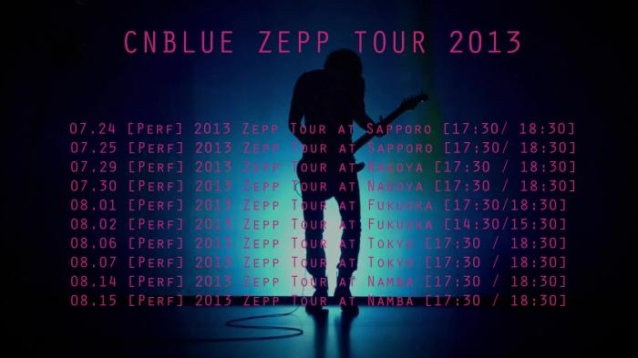Zepp Tour