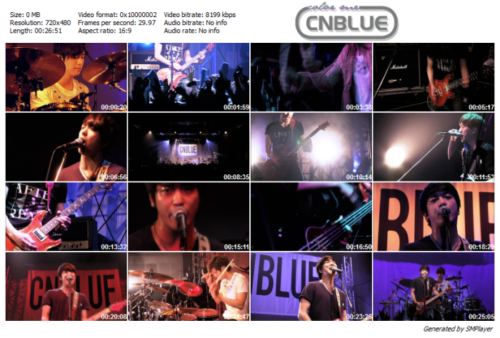 CNB BL Ver. B DVD