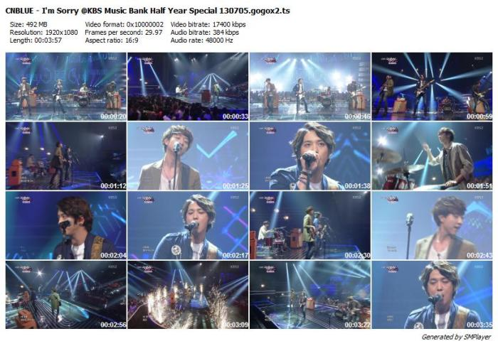CNBLUE - I'm Sorry @KBS Music Bank Half Year Special 130705.gogox2_preview